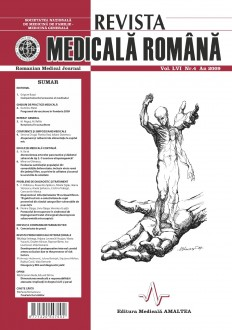 REVISTA MEDICALA ROMANA - Romanian Medical Journal, Vol. LVI, Nr. 4, An 2009