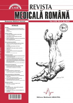 REVISTA MEDICALA ROMANA - Romanian Medical Journal, Vol. LVII, Nr. 4, An 2010