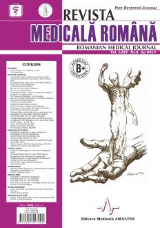REVISTA MEDICALA ROMANA - Romanian Medical Journal, Vol. LXIV, Nr. 2, An 2017