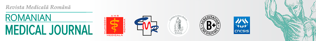 Romanian Medical Journal Logo