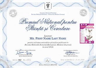 Premiul Național pentru Autori