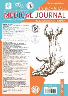Romanian Medical Journal | Vol. LXVIII, No. 2, Year 2021