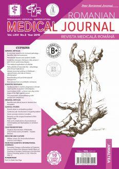 Romanian Medical Journal | Vol. LXVI, No. 3, Year 2019
