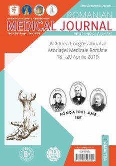 Romanian Medical Journal | Vol. LXVI, Suppl., Year 2019